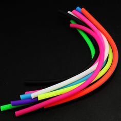 Wholesale cheap rubber rope online, jewelry findings type - Find best 200pcs/lot jewerly findings rubber rope 5mm round hollow mixed colors rubber string cord 18cm length fit bracelet dh-fxu008-99 at discount prices from Chinese cord & wire supplier - ncc_beads on DHgate.com.
