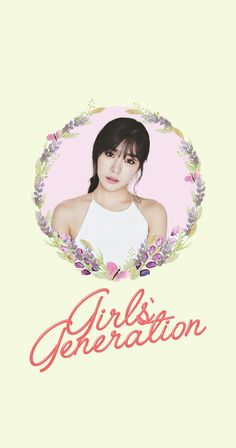 Girls' Generation SNSD Tiffany Lockscreen Phone Wallpaper