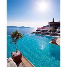 Santorini Grecia.
