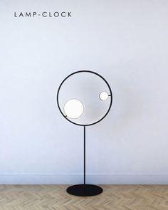 LAMP CLOCK