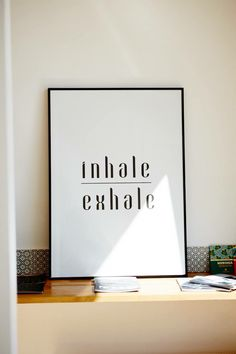 inhale | exhale. Union Station Yoga in London, UK.