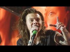 Harry Styles centric. Close up of him trying to decipher Lexie's name Ma...