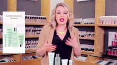 Merle Norman Cosmetics - Gentle Solutions System Overview for Sensitive Skin