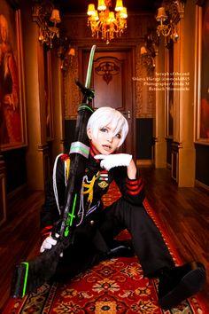 Momomichi(MOMOMICHI) Shinya Hiiragi Cosplay Photo - Cure WorldCosplay