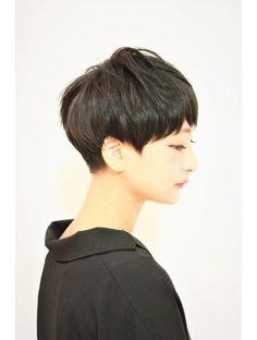 レンジシ シュプリーム(RENJISHI Supreme) 【RENJISHI 高橋勇太】モードでシルエットにこだわったショート
