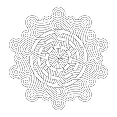 American hippie art color it yourself peace sign for Peace sign mandala coloring pages