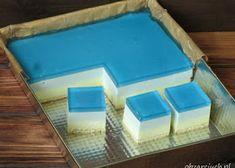 Ekspresowy budyniowiec bez pieczenia - Obżarciuch Ciara And I, Banoffee Pie, Polish Recipes, Polish Food, Homemade Cakes, No Bake Desserts, Ice Cube Trays, Cheesecakes, Fudge
