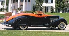 Duesenberg Model J Speedster