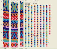8 around tubular bead crochet rope pattern Bead Crochet Patterns, Bead Crochet Rope, Beaded Jewelry Patterns, Peyote Patterns, Beading Patterns, Beading Tutorials, Bracelet Patterns, Crochet Beaded Necklace, Crochet Beaded Bracelets