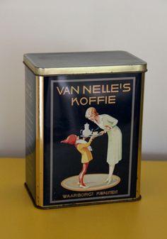Van Nelle's koffie.