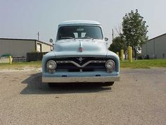 Our 1955 Ford Panel Truck Photo by 9teen56f100 | Photobucket
