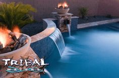 Tribal Waters Custom Pools and Spas Phoenix Arizona