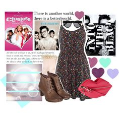 """""""There is another world, there is a better world."""" by lovelyrose96 on Polyvore"""
