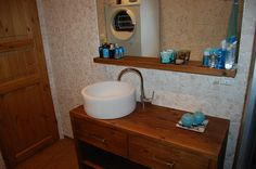 our bathroom Estonia