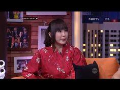 Berwajah Jepang, Aelke Mariska Ternyata Keturunan Betawi - YouTube