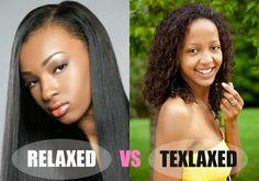 ESSENCE.COM Straight Talk: Explaining Relaxed Hair vs. Texlaxed Hair