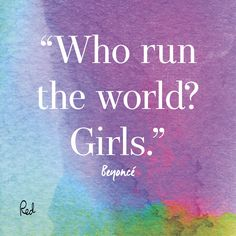 Inspiring Quotes For International Women's Day- Beyonce