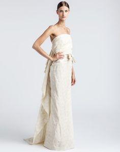 Lanvin Silk-faille gown | NET-A-PORTER | Chic | Pinterest | Gowns ...