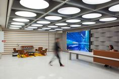 john holland melbourne head office by futurespace - designboom