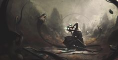 Surreal Photo-Manipulations by Norvz Austria