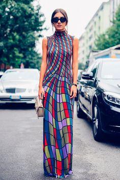 Milan Fashion Week Street Style   Harper's Bazaar