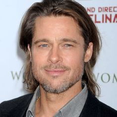 """Brad Pitt Is Modeling for Chanel No. 5!  """"... And for his endorsement troubles, Pitt will be bringing home some serious bacon for the Jolie-Pitt clan, with his paycheck for the spot somewhere in the seven-figures."""""""