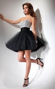 Herz-Ausschnitt Tüll A Linie lockeres Abiballkleid/ Süß 14 Geburtstag Kleid ohne Ärmeln