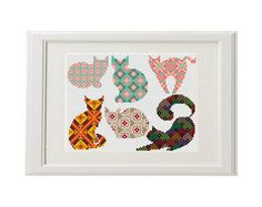 Browse unique items from AnimalsCrossStitch on Etsy, a global marketplace of handmade, vintage and creative goods.