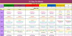 21 day fix meal plan 1500-1799, 21 day fix recipes