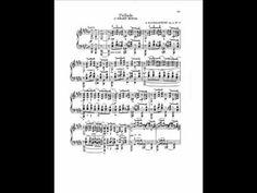 how to play Rachmaninov's Prelude in C sharp minor