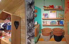 Vem ver um quarto de bebê cheio de inspirações e ideias boas, vem ;-)