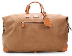 Life Duffel Bag camel 55 cm