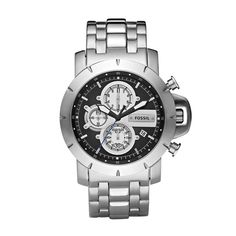 Fossil Jake Stainless Steel Watch