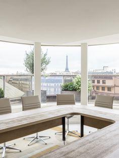 Gilles boissier tong yen paris restaurant architecture - Idee decoration interieur ...