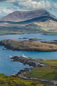 The Ring of Kerry   County Kerry, Ireland.  : worldwonders