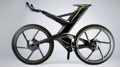 Cannondale's CERV Futuristic Bike Morphs with the Road, Forgoes the Fork and Chain (pics) - Gadget Review