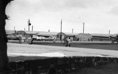 Mercy Intermediate School, Okinawa. My first school on the island. All quonset huts. By the time I got there we had water plumbed in. We didn't have to use water out of a tank. They kept having to clean all the dead roaches etc out of that tank. It was nasty.
