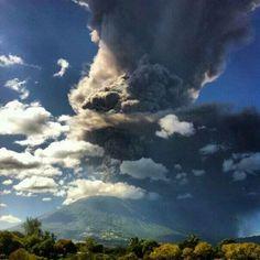 San Miguel volcano el Salvador