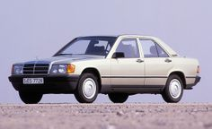 Mercedes 190E, 1982 – 1993, Bruno Saccos (according to the man himself) most importand and significant work for Mercedes Benz.
