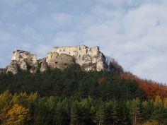 Lietava Castle Slovakia.