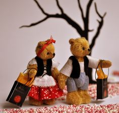 Hansel & Gretel by Anna Braun