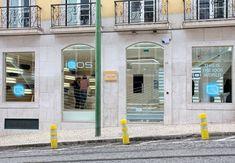 IQOS Flagship Store, Chiado - Lisboa   Philip Morris on Behance Graphic Design Services, Store, Keep It Cleaner, Behance, Mansions, House Styles, Vape, Lisbon, Smoke
