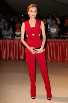 Diane Kruger - Venice Film Festival 2015 Red Carpet Pictures | Harper's Bazaar
