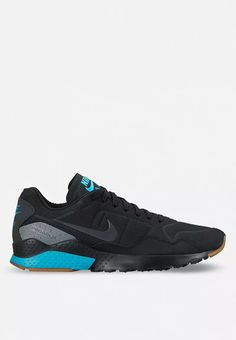 the latest f772d 2f6b2 Nike Zoom Pegasus 92 - 844652-002 - Black   Blue