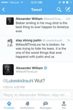 Just one of the many reasons I love Alex Gaskarth!