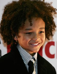 jaden smith when he was young