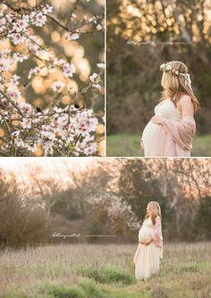 Love Blooms | Maternity Photographer San Francisco Bay Area - Bethany Mattioli Photography #PregnancyPhotography