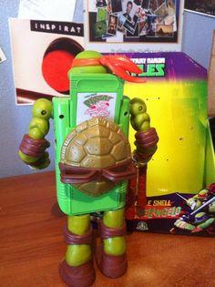 Cowabunga little duudees! The Gameboy Teenage Mutant Ninja Turtles Edition