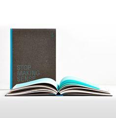 Stop Making Sense Notebook