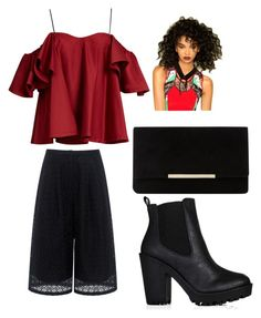 """"""""""" by giaai on Polyvore featuring Anna October, Edit and Dune"""